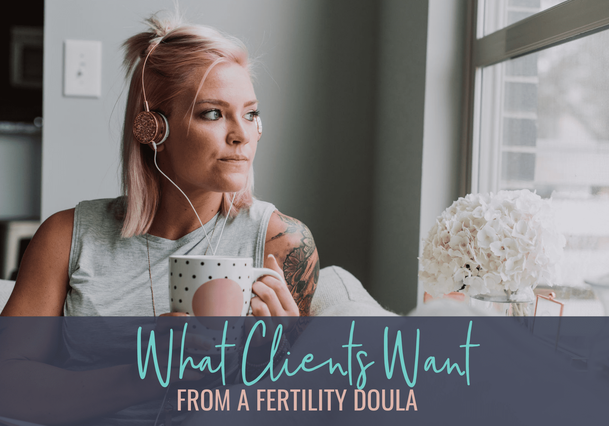 Fertility Doula - What Clients Want